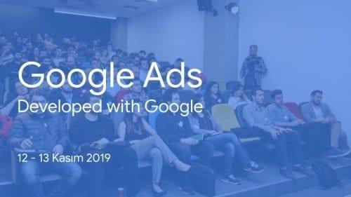 12 - 13 Kasım Google Ads Eğitimi