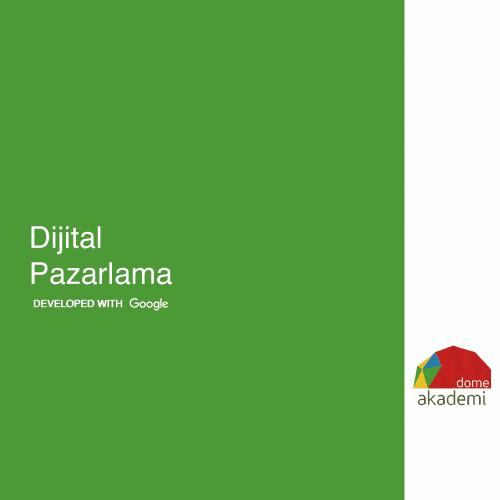 Dijital Pazarlama