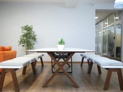 Hazır Ofis için Ortak Alanlar Dome